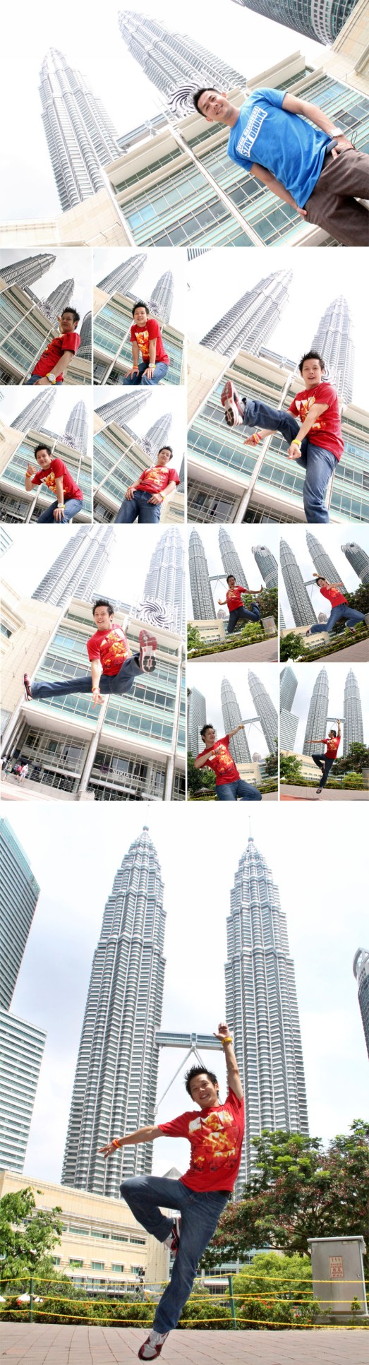 128 MORNING JUMP KLCC