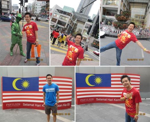147 MALAYSIA INDEPENDENCE