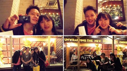 010 MAGNUM CAFE