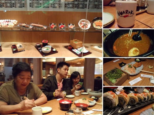 015 DINNER WARAKU