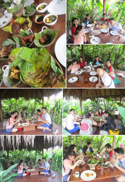 026 LUNCH AT WARUNG KAMPUNG