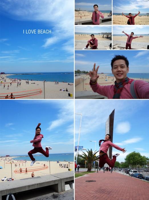 230 I LOVE BEACH