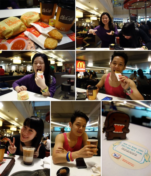298 BREAKFAST AT MCD