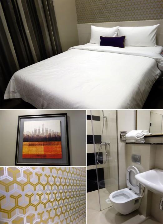 302 A ROOM AT V HOTEL