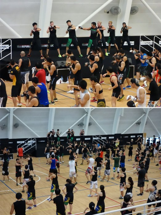 306 BODYCOMBAT WORKSHOP