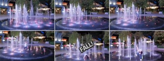 376 3 FOUNTAIN CHALLENGE