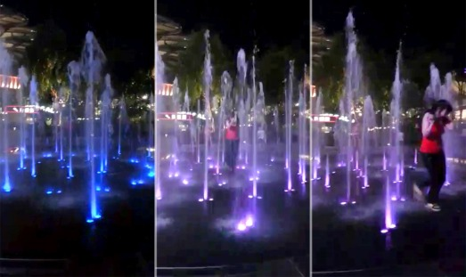 376 4 FOUNTAIN CHALLENGE
