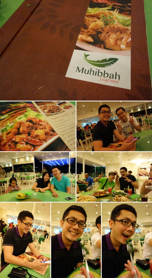 591 MUHIBBAH DINNER