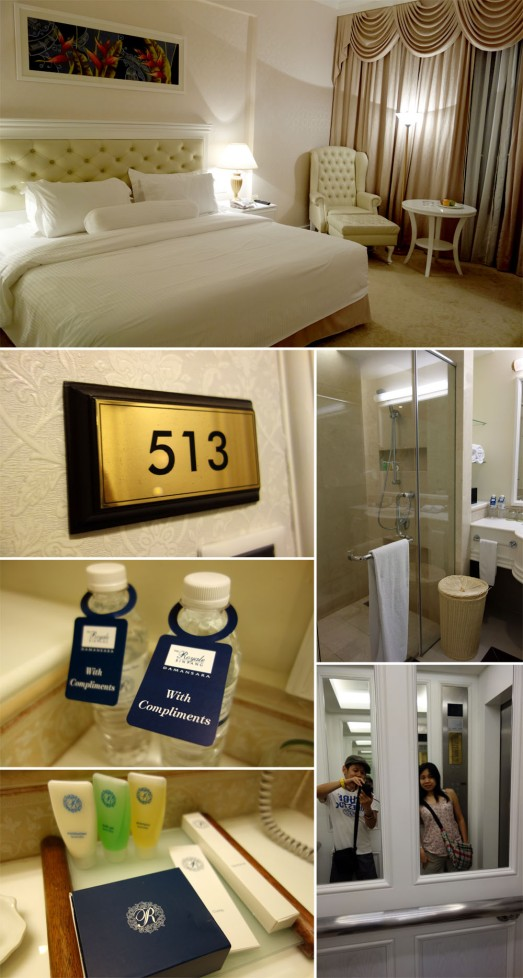 613 MY HOTEL ROOM